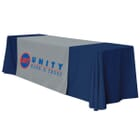 Trade Show Table Covers: Custom Imprinted Table Runners