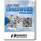 Large Print Crossword Puzzle Book- Volume 1