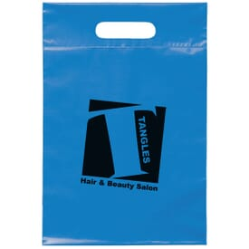 Practical Plastic Bag- 9 1/2 x 14