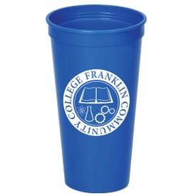 24 oz. Solid Stadium Cup – 2 Day Service