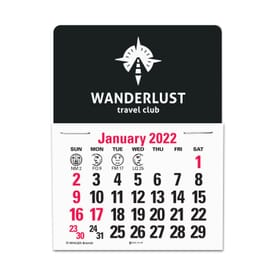 Press-N-Stick Calendar
