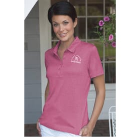 Vansport™ Micro Melange Polo – Ladies'