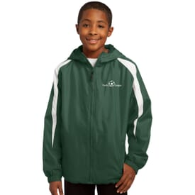 Sport-Tek Fleece Lined Jacket - Youth