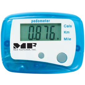 Programmable Pedometer