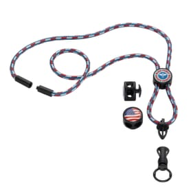 Nylon Power Cord Lanyard