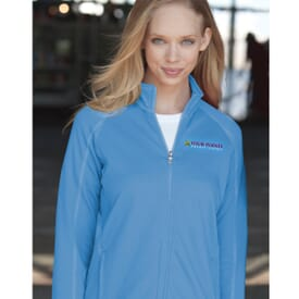 Brushed Full-Zip Jacket-Women's