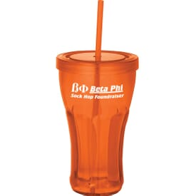 Soda Fountain Tumbler – 16 oz.