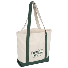 Popular Canvas Boat Tote