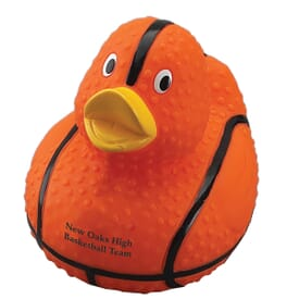 Dressed-Up Duck - Basketball