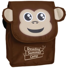 Paws 'N Claws Lunch Bag – Monkey