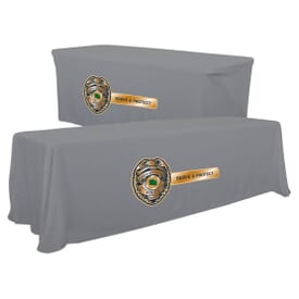 8ft Convertible Table Throw - Full Color Thermal Front