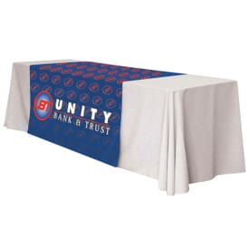 "57"" Standard Table Runner – Full Color Dye-Sub"