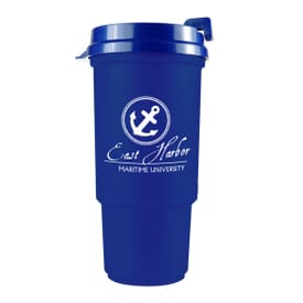 Back To Basics Travel Tumbler