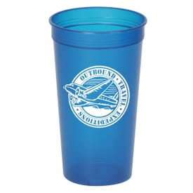 32oz Translucent Stadium Cup