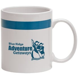 Color Band Coffee Mug