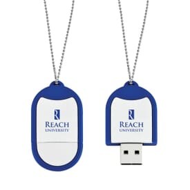 Dog Tag USB Drive 1GB