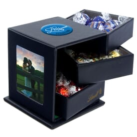 Lindt Swing Box w/ Drawers