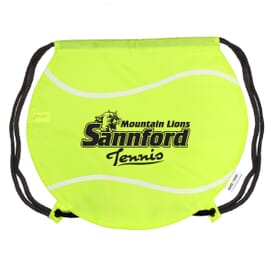 Game Time!® Drawstring Backpack –Tennis Ball