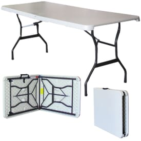 On-The-Go Portable Folding Table
