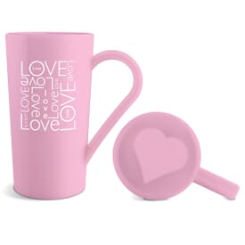 NatureAd™ Heart Corn Mug