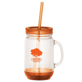 Color Pop Mason Jar Mug
