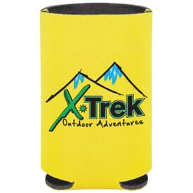 Collapsible KOOZIE® Can Kooler-Britepix™
