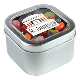 Square Candy Tin-Jelly Bellys®