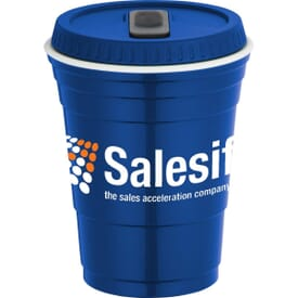 16oz Tailgate Cup With Lid