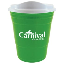 16 oz. Carnival Cup w/Lid