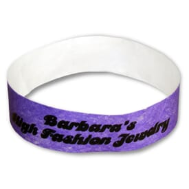 "3/4"" Color Wristband"