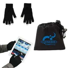 Smart Touch Gloves- Large Size