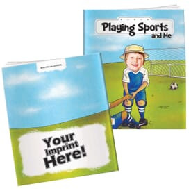 Playing Sports And Me - All About Me™