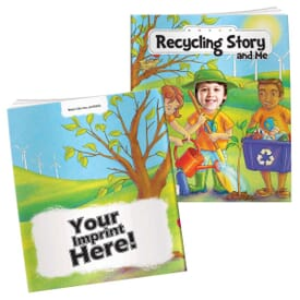 Recycling Story And Me - All About Me™