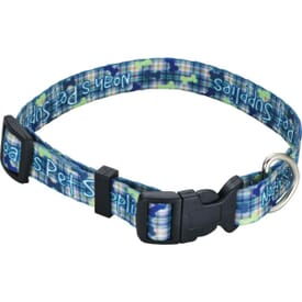 "Dye Sublimated Pet Collar- 3/4""W"