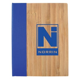 Bamboo Adhesive Notebook