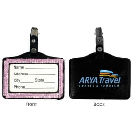 Sparkle ID Tag- Full Color (Closeout)