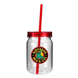 24 oz Translucent Pop Mason Jar - Full Color