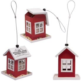 Alloy Bird Feeder