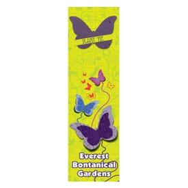 Growing Butterflies Bookmark