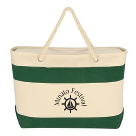Drift Tote With Rope Handles