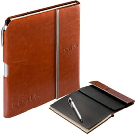 Vienna™ Journal & Stream Stylus-Pen Set