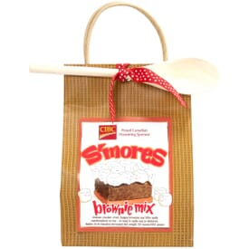 Promotional Bag Of S'mores Brownie Mix