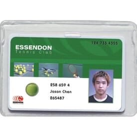 On End Identification Holder