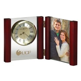 Vela Picture Frame Clock