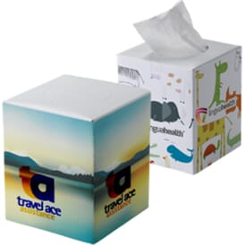 Block Tissue Box