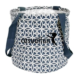 Printed High Function Tote