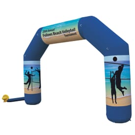 Inflatable Arch Display Large