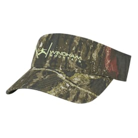Realtree™ and Mossy Oak® Visor (Closeout)