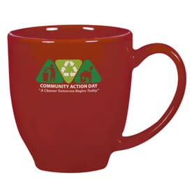 16 oz Red Easy Lounge Mug