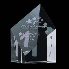 Crystal Crest Award